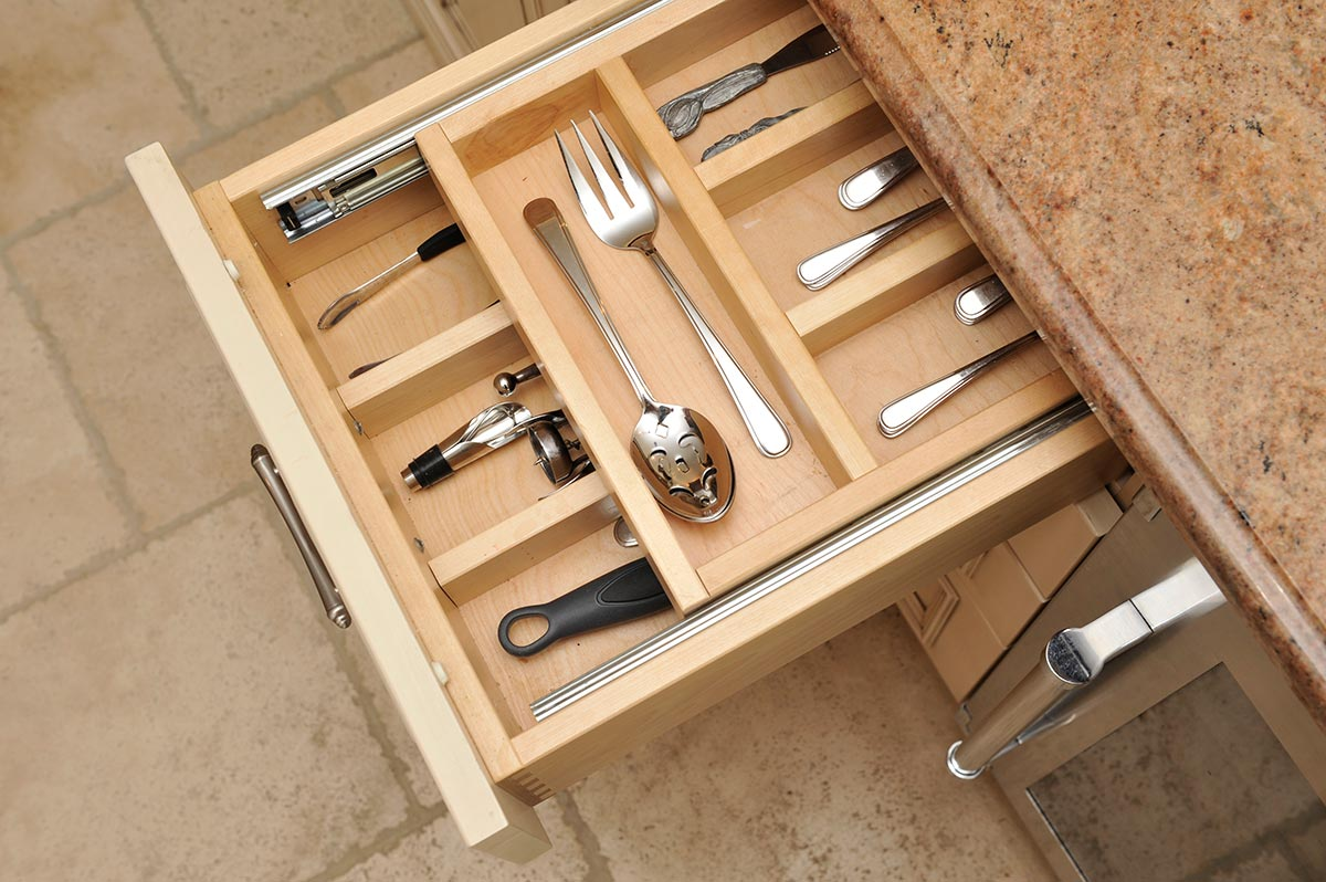 Cutlery Drawers Roller